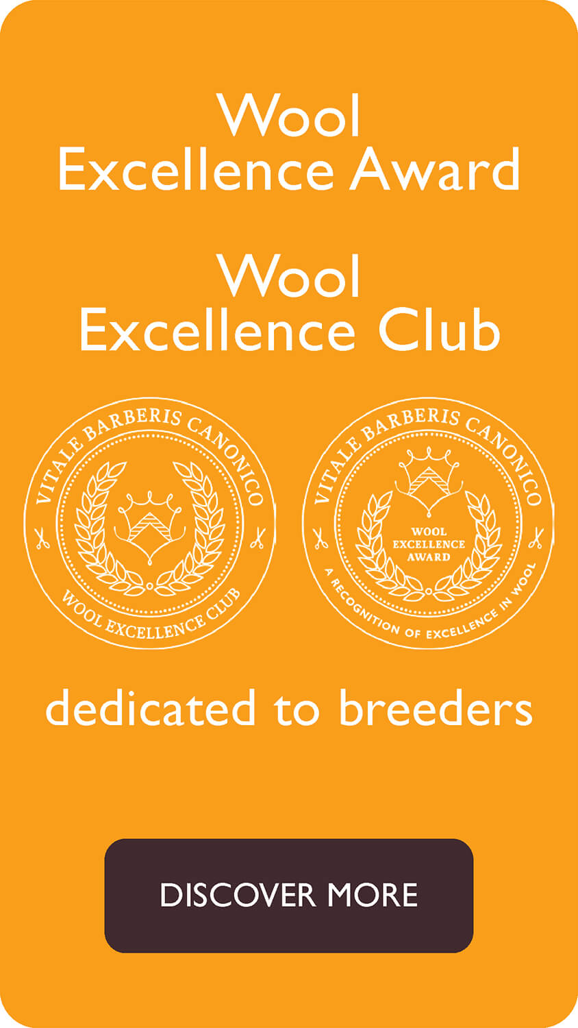 Wool Excellence Award, Wool Excellence Club dedicated to breeders