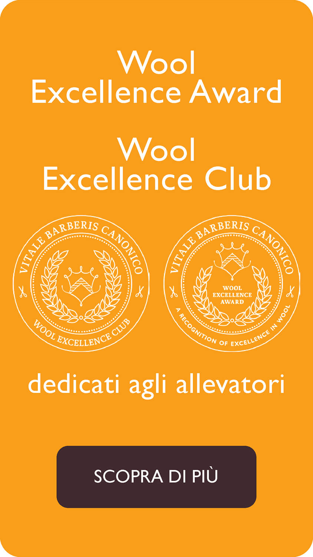 Wool Excellence Award, Wool Excellence Club dedicati agli allevatori